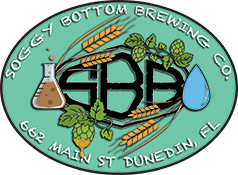 Soggy Bottom Brewing Logo